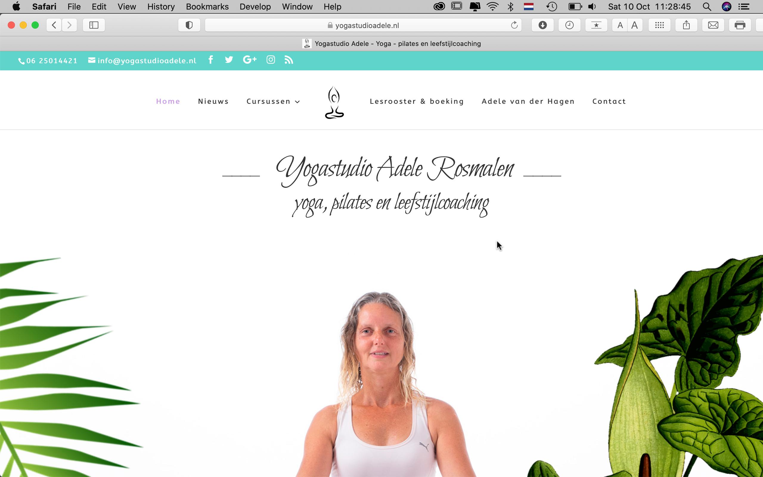 Yogastudio Adele